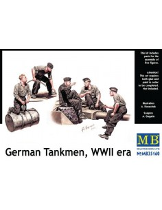 German Tankmen WWII era