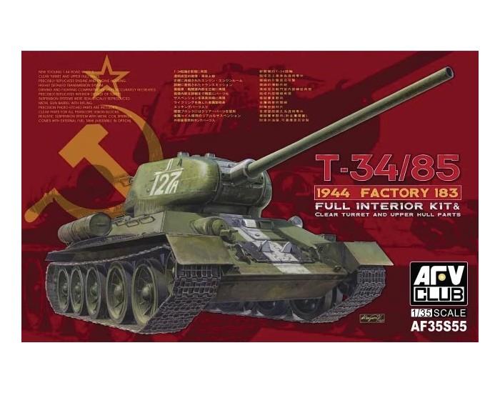 T-34/85 1944 Factory 183