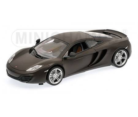 MCLAREN MP4-12C - 2011 - MATT BLACK