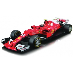 Ferrari F1 SF70-H 2017 Raikkonen
