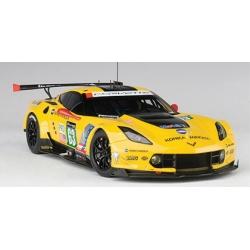 Chevrolet Corvette C7R GTE PRO Le Mans 2016