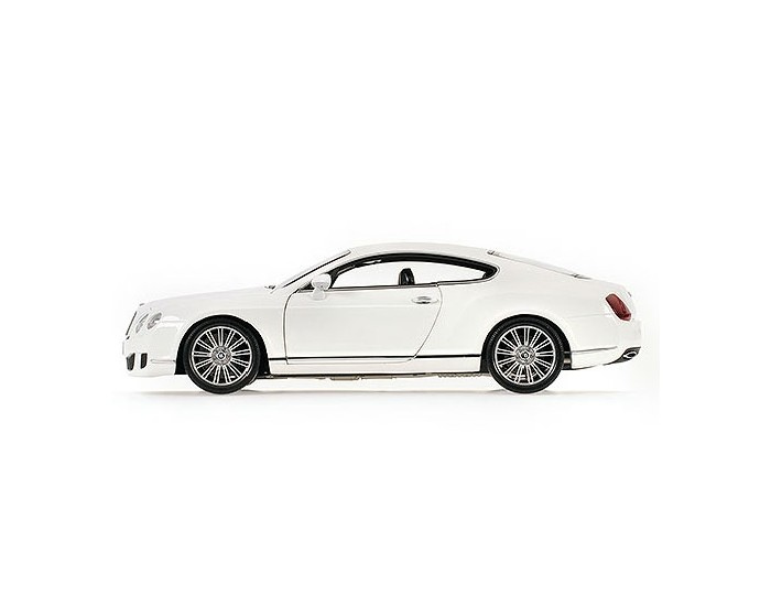 BENTLEY CONTINENTAL GT - 2008 - WHITE