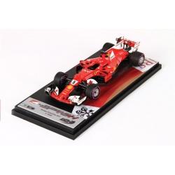 Ferrari SF70-H S. Vettel GP Monaco 2017