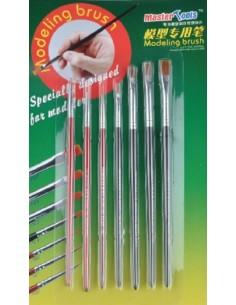 Trumpeter - 09900 - Modeling Brush  - Hobby Sector