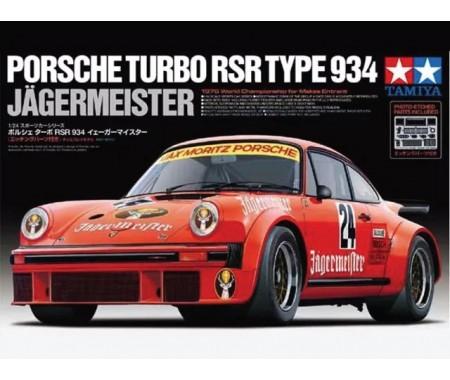 Tamiya - 24328 - Porsche TURBO RSR Type 934 Jägermeister  - Hobby Sector