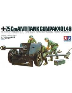 7.5Cm Anti Tank Gun (Pak 40/L46)