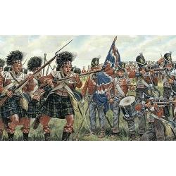 British & Scots Infantry Napoleonic Wars