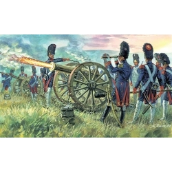 French Imperial Guard Artillery WATERLOO 200 years
