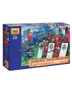 Samurai Army-Infantry XVI-XVII A.D.
