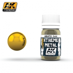XTREME METAL GOLD 30ML