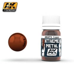XTREME METAL COPPER 30ML