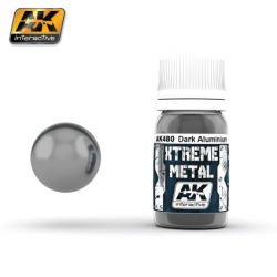 XTREME METAL DARK ALUMINIUM 30ML