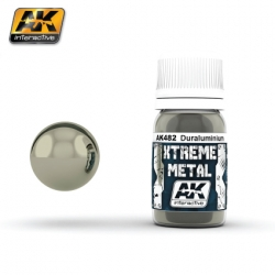 XTREME METAL POLISHED ALUMINIUM 30ML