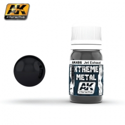 XTREME METAL JET EXHAUST 30ML