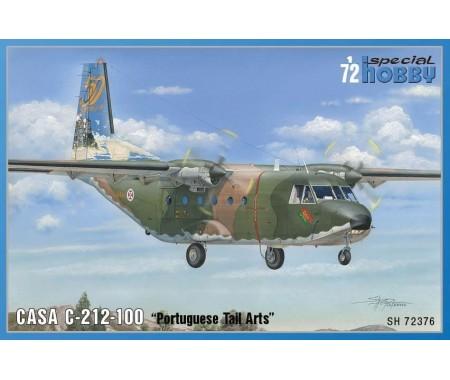 Casa C-212-100 Portuguese Tail Arts