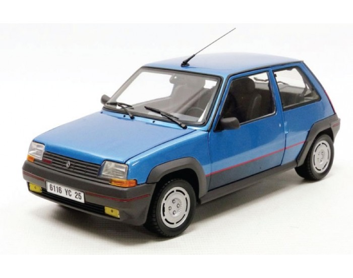 RENAULT 5 GT TURBO PHASE 1 1986