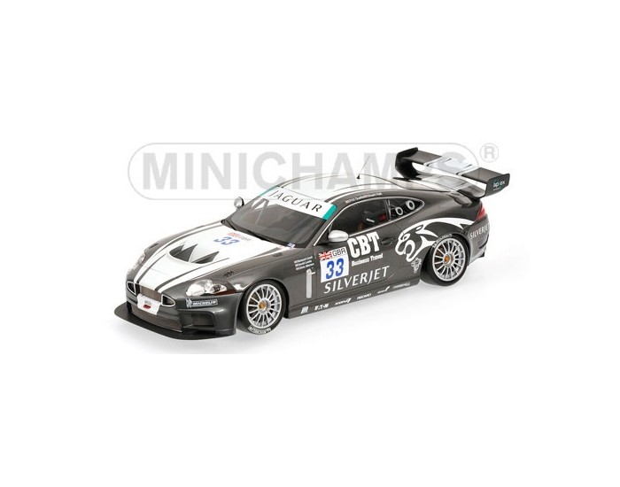 JAGUAR XKR GT3 - QUAIFE/HALL - FIA GT3 CHAMPIONSHIP 2008
