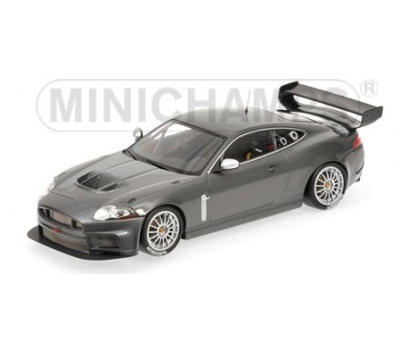 JAGUAR XKR GT3 - 2008 - GREY METALLIC