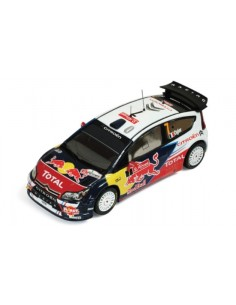 CITROEN C4 WRC WINNER PORTUGAL 2010