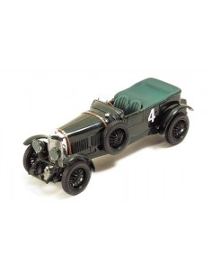 BENTLEY SPEED SIX WINNER LE MANS 1930