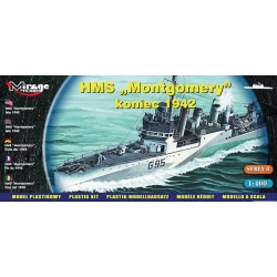 "HMS ""Montgomery"" late 1942"