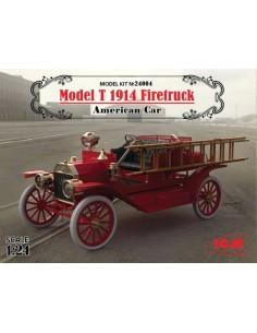 Model T 1914 Firetruck, American Car