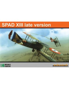 Spad XIII late version - ProfiPACK Edition