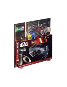 Model Set Darth Vader's TIE Fighter