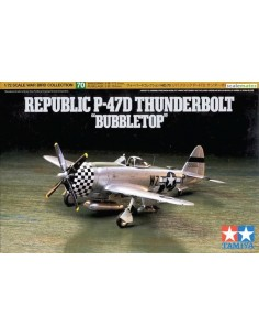 "Republic P-47D Thunderbolt ""Bubbletop"""
