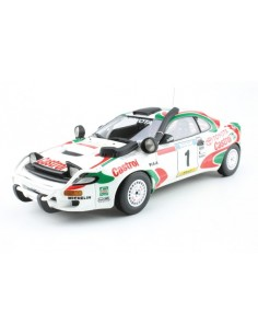 TOYOTA CELICA GT4 WINNER RALLY SAFARY 1993