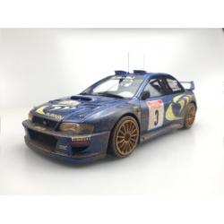 TOYOTA CELICA GT4 WINNER RALLY SAFARY 1993