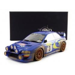 Subaru Impreza S4 WRC Monte Carlo Rally 1998