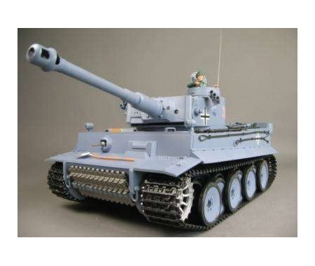 Tank Tiger I - RTR 1/16 Scale