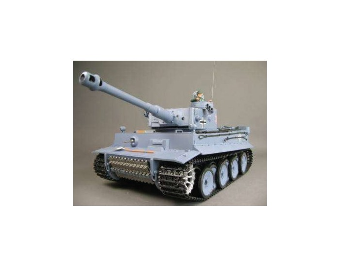 Tank Tiger I - RTR 1/16 Scale (Smoke and Sound)