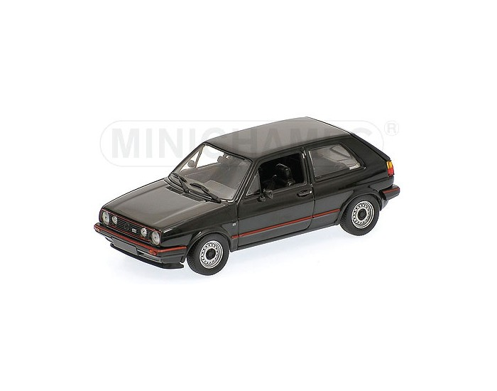 VOLKSWAGEN GOLF GTI - 1985 - BLACK