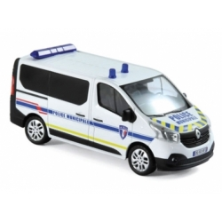 Renault Trafic 2014 Police Municipale
