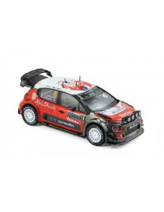 Citroën C3 WRC Monte Carlo 2017