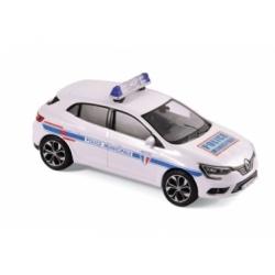 Renault Megane 2016 Police Municipale