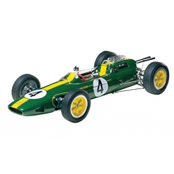 Team Lotus 25 Nº4 Jim Clark