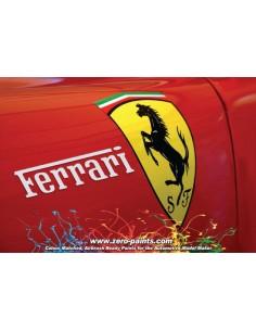 Pre-2004 Ferrari F1 Rosso (Pre-thinned)