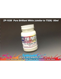 Pure Billiant White 60ml (Pre-thinned)