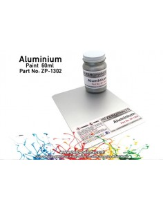Aluminium Paint 60ml (Pre-thinned)