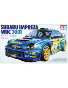 Subaru Impreza WRC 2001 Rallye Monte Carlo