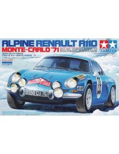 Alpine Renault A110 Monte-Carlo '71