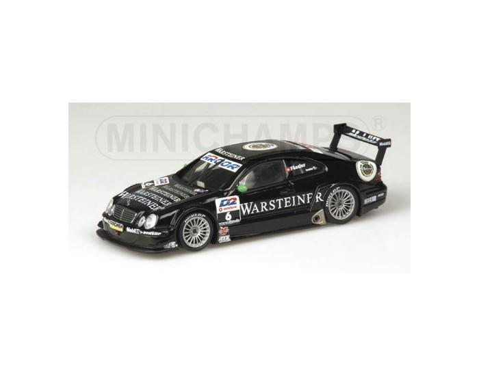 MERCEDES-BENZ CLK - MARCEL FAESSLER - TEAM AMG - DTM 2001