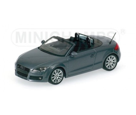 AUDI TT ROADSTER - 2006 - GREY METALLIC