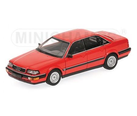 AUDI V8 - 1988 - RED (TORNADOROT)