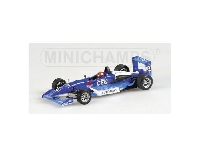 DALLARA MUGEN F301 - NELSON ANGELO PIQUET - WINNER - SOUTH AMERICAN F3 2002