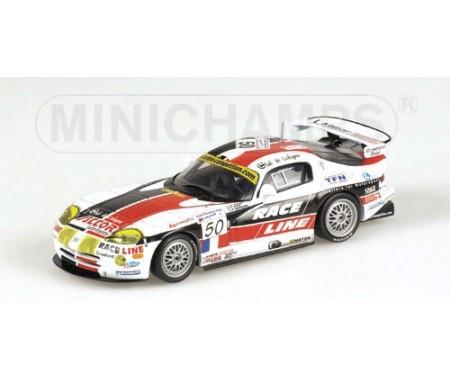 DODGE VIPER GTS-R - BOUCHOUT/GOUESLARD/VOSSE - TEAM LARBRE - 24H LE MANS 2002