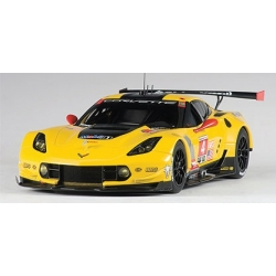 CHEVROLET CORVETTE C7.R LIME ROCK 2016 WINNER